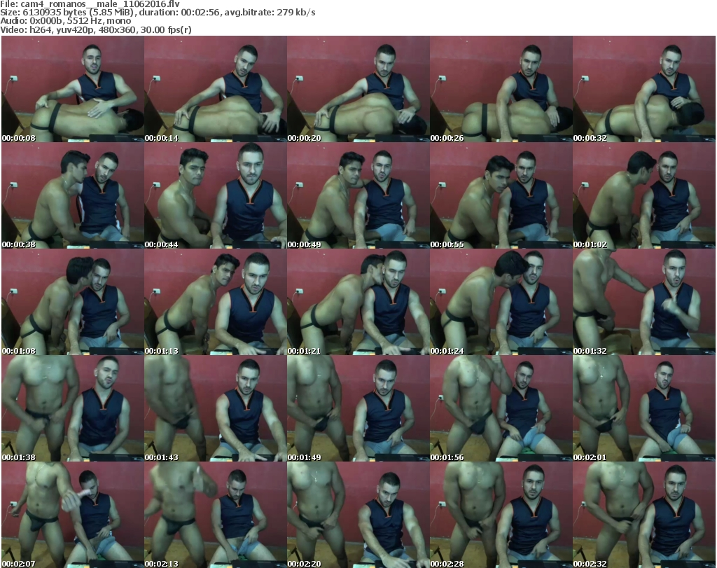 adult male cam
