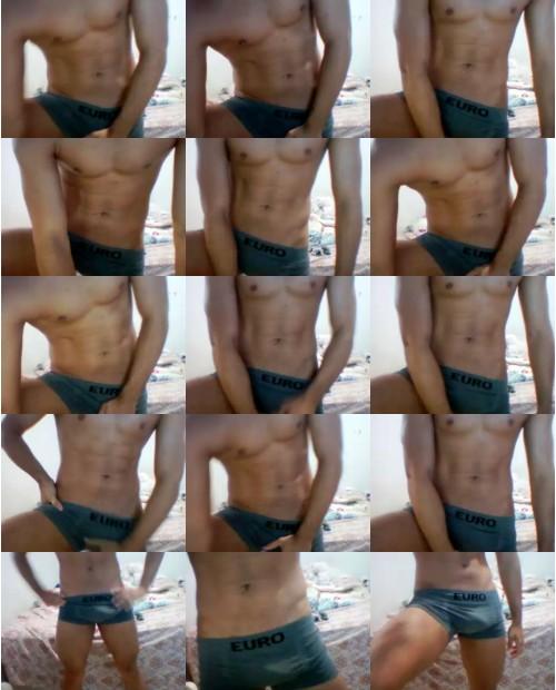 webcam males