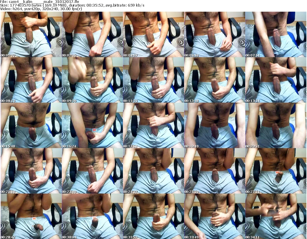 Download Or Stream File: cam4  kalin     31 January 2017