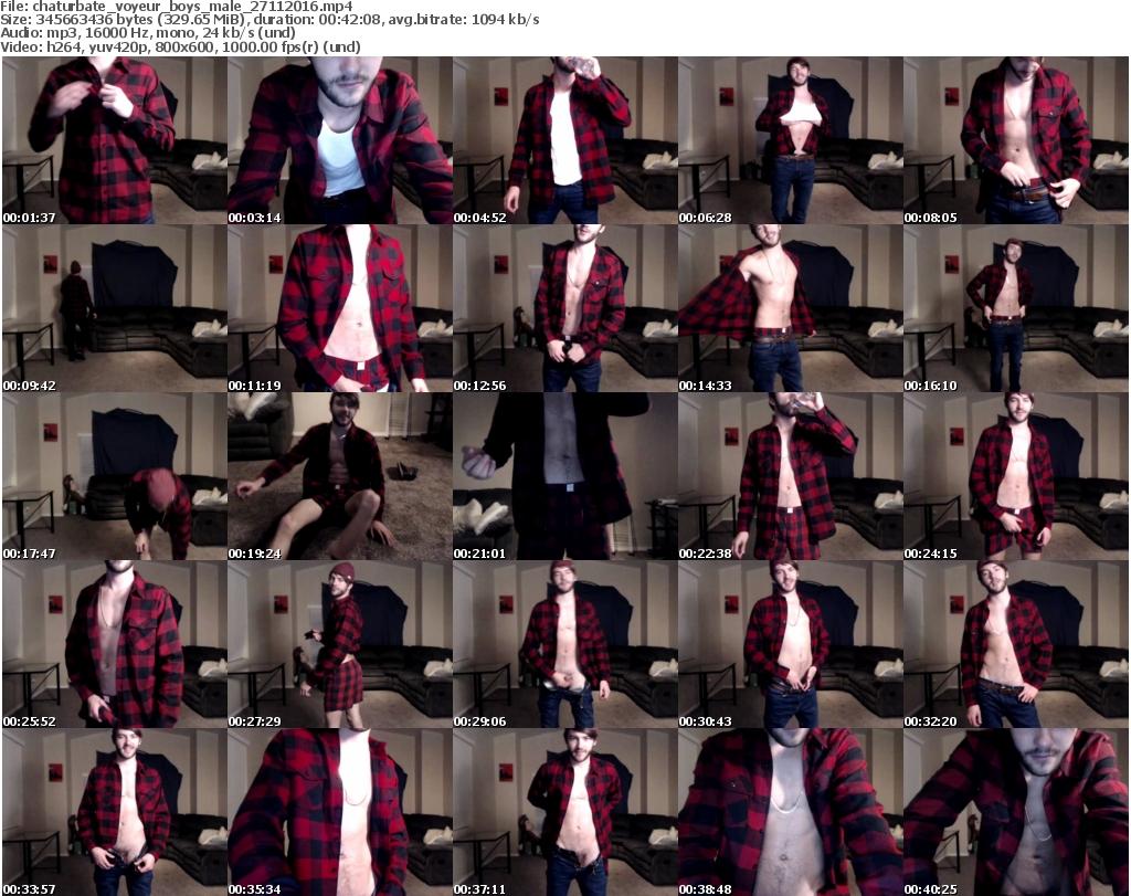 Download Or Stream File: chaturbate voyeur boys 27 November 2016
